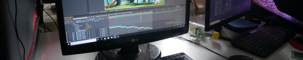 Formation Bachelor 3D compositing