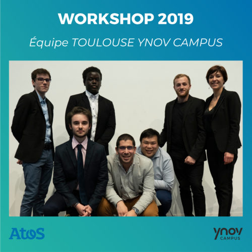 workhop Ynov equipe toulouse