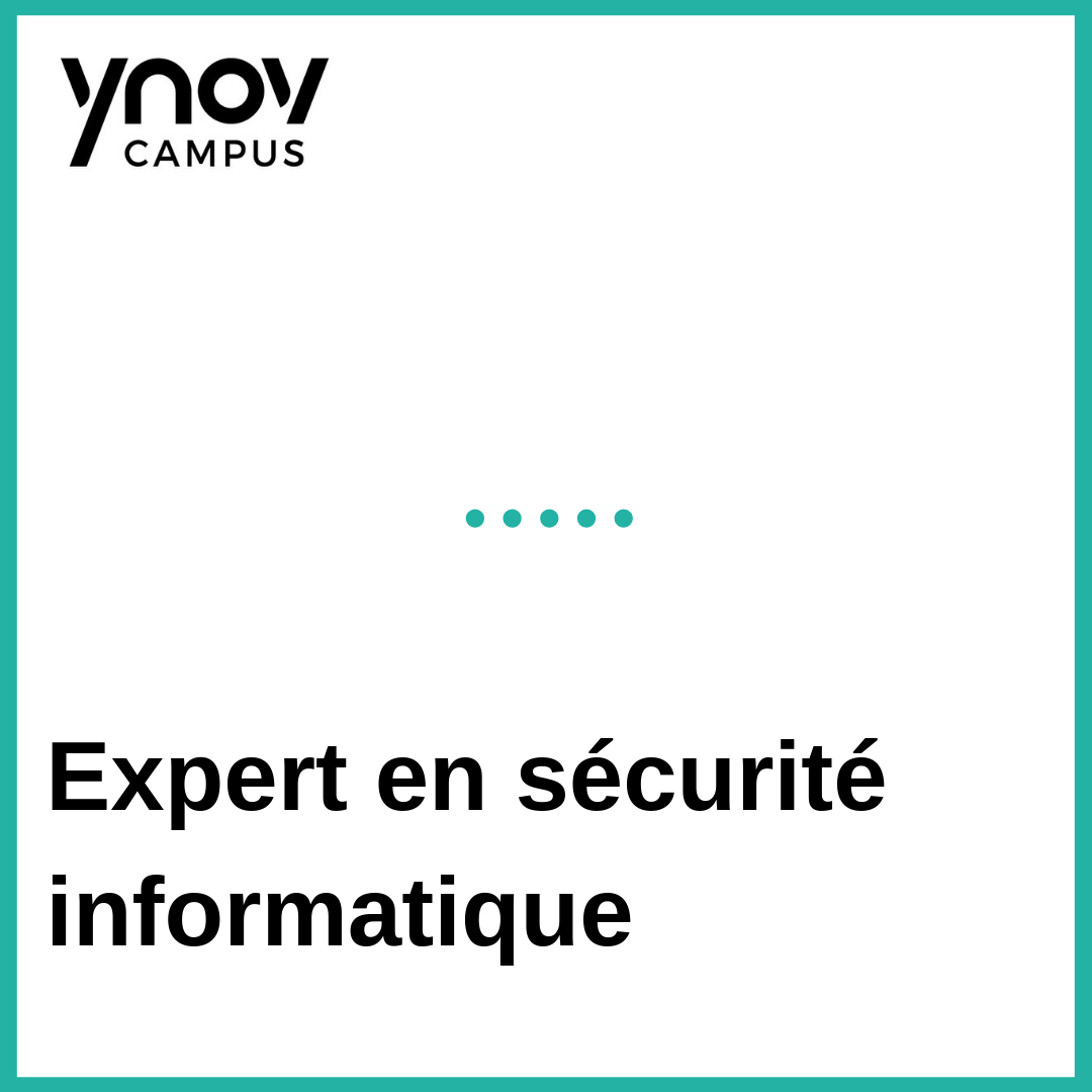 expert securité informatique