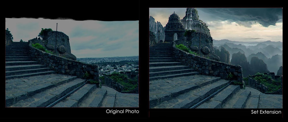 matte painting artist misisons